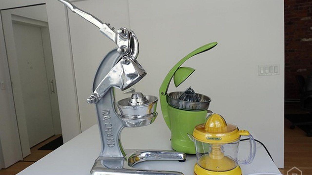 Manual Citrus Juicer Ra Chand J210