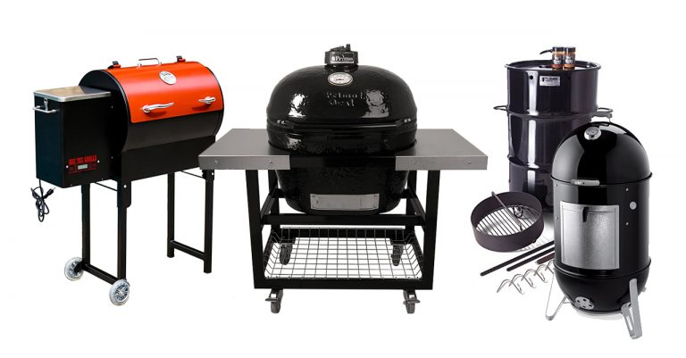 Best Barbecue Smokers