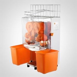Auto-feed Orange Juicer