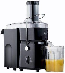 Nutri Stahl Juicer Machine - 700W Fruit and Vegetable Extractor