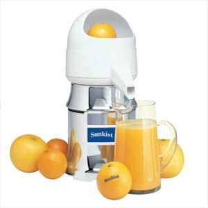 Sunkist Orange Juicer