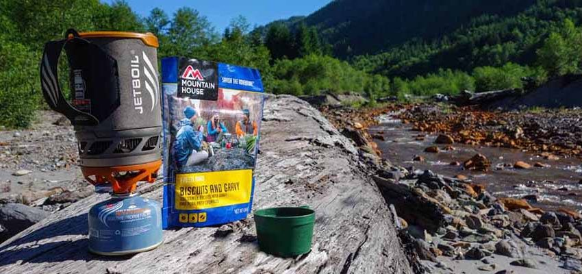 Easy Trail Foods You'll Love: Backpacking Meals From Homemade to No Cook, Vegetarian to Trail Mixes