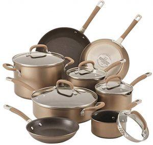 Circulon Hard Anodized Cookware Set