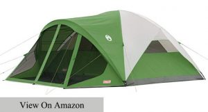 Coleman Evanston Screened Tent  sc 1 st  Bobu0027s Outdoor Products : kodiak quick set tent - afamca.org