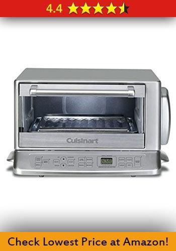 Cuisinart TOB-195 Exact Heat Toaster Oven Broiler Stainless