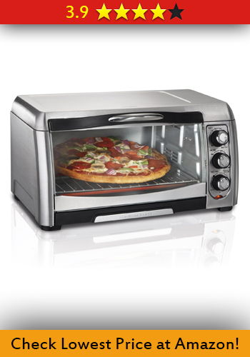 Hamilton Beach 31333 Convection Toaster Oven Stainless Steel