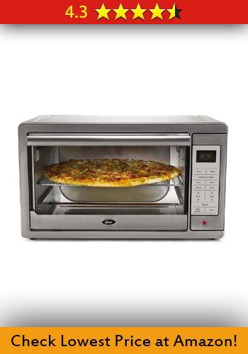 Oster TSSTTVXLDG Extra Large Digital Toaster Oven Stainless Steel