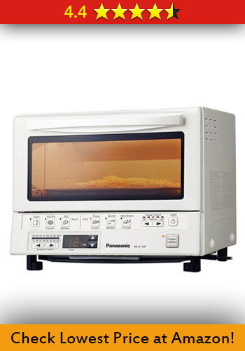 Panasonic PAN-NB-G110PW Flash Xpress Toaster Ovens