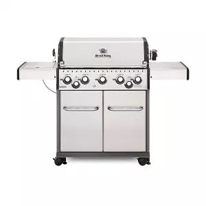 Broil King 923587 Baron S590 Gas Grill Review