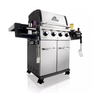 Broil King Regal S420 Pro 4 Natural Gas Grill Review