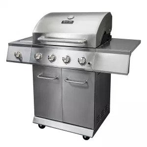 Dyna-Glo DGE Series Propane Grill Review