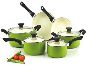 Cook N Home NC-00358 Nonstick Cookware Set Review