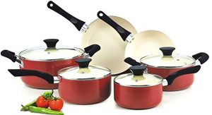 Cook N Home NC-00359 Nonstick Cookware Set Review