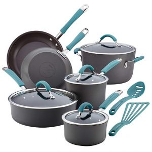 Rachael Ray Cucina 87641 12-Piece Cookware Set Review