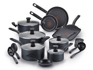 T-Fal A821SA Nonstick Cookware Set Review