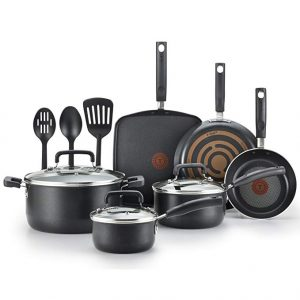 T-Fal C111SC Nonstick Cookware Set Review