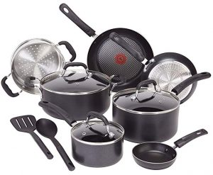 T-Fal C515SC Nonstick Cookware Set Review