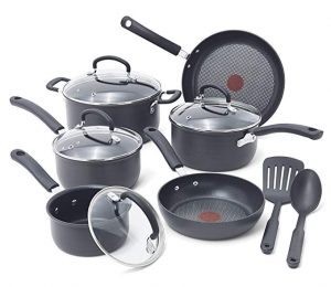 T-Fal E918SC - E765SC Nonstick Cookware Set Review