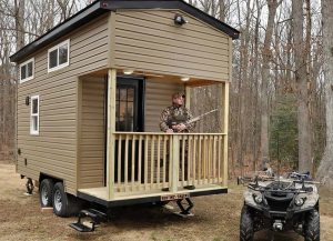 Portable Hunting Shacks