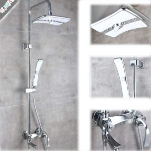 BTSSA Intelligent Constant Temperature Shower Set