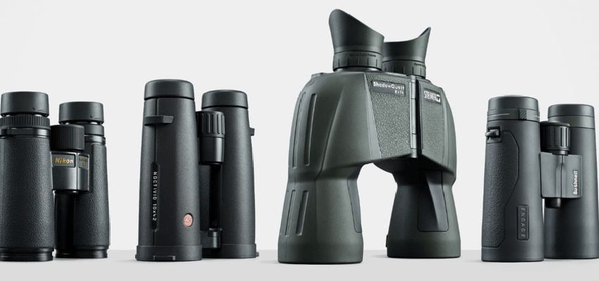 A Pair Of Binoculars