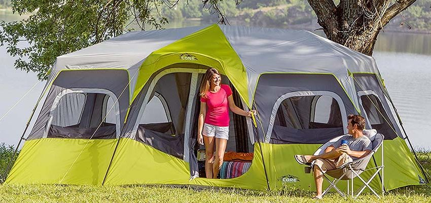 Best Family Cabin Tents