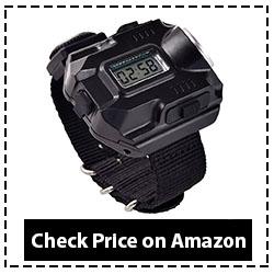BlueSunshine Super Bright Wrist LED Light Watch