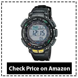Casio Mens Pathfinder Multi-Function Sport Watch