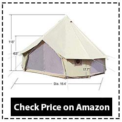 Dream House Luxury Camping Tent