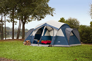 Family Cabin Tent For Outdoors
