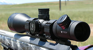 Rifle Scope For Hunting