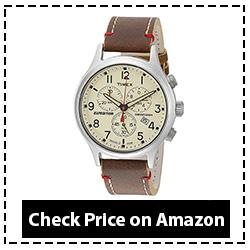 Timex Mens Chronograph Expedition Scout Watch