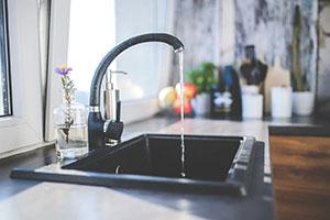 Black Kitchen Faucets