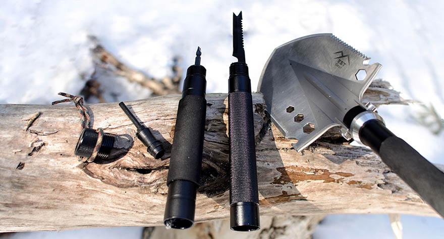 Multipurpose Shovel For Survival