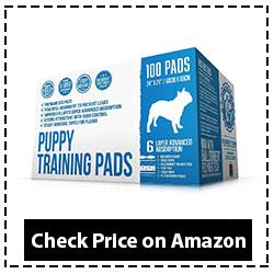 Bulldogology Pet Solutions Puppy Pee Pads