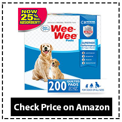 Four Paws Wee-Wee Puppy Training Pads