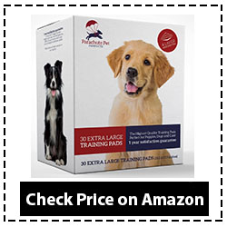 Parachute Pet Products Puppy Training Pads