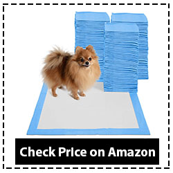 Paws & Pals Puppy Pads For Potty Training