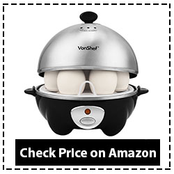VonShef Electric Egg Cooker