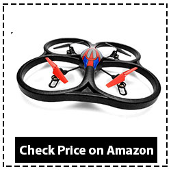 WL V262 Quadcopter 4 Channel 6 Axis