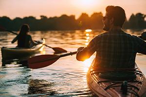 Best Destinations For Kayaking