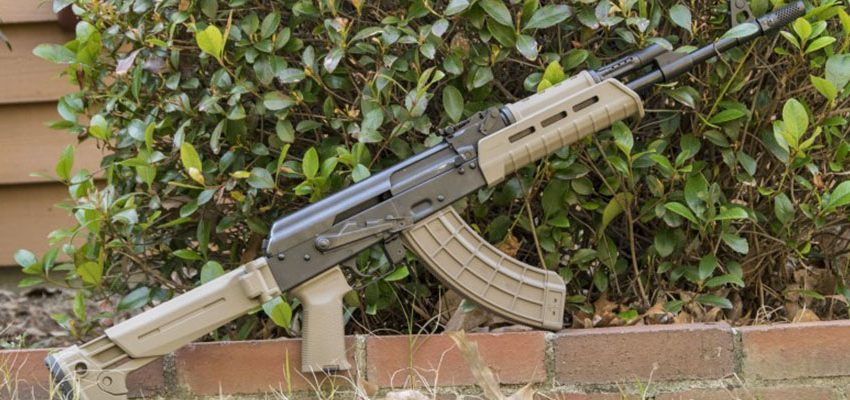AK 47 For Hunting